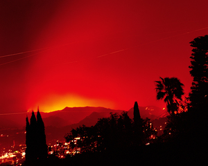 Griffith Park Fire, Connie Samaras