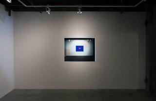 Seeing While Seeing (installation view), Santa Monica Museum, Jeffrey Wells
