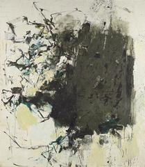 FIRST CYPRESS , Joan Mitchell