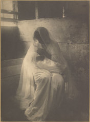 The Manger (Ideal Motherhood) , Gertrude Käsebier