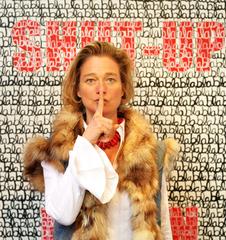 Shut Up and Listen  , Delphine Boël