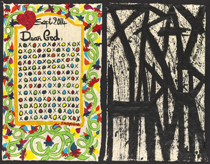 Letter to God – Hope Springs Eternal , Delphine Boël