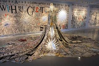 Faith & The Devil, (installation view), Lesley Dill