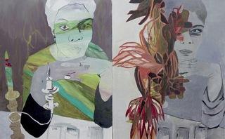 Nina Simone Le lecteur de tarot, Gina Magid