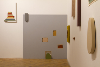 Installation view from There is Here, Robert Taite