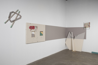 Installation view from Always Somewhere Else, Robert Taite