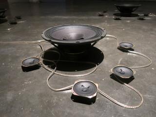 Sound Installation   , Desire Machine Collective