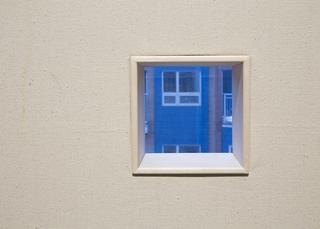 Always window detail, Robert Taite