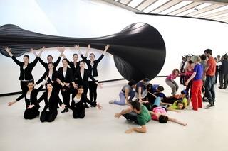 The School Of Narrative Dance, Roma, Marinella Senatore