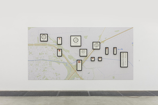 installation view, Guo Hongwei