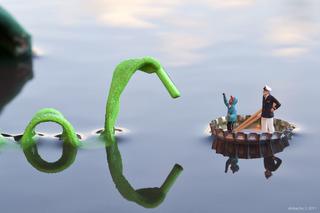 Fantastic Voyage, Slinkachu