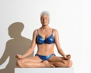 Miniature Balance, Carole Feuerman