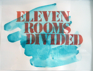 Eleven Rooms Divided,Yunhee Min
