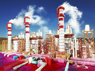 Land Scape Kings Dominion, David LaChapelle
