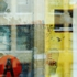 Window_reflection_series_-_nyc_yellow_-_copyright_anahi_decanio