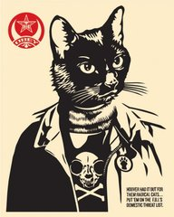 Radical Cat, Shepard Fairey