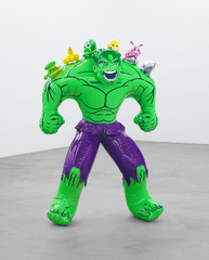 Hulk (Friends), Jeff Koons