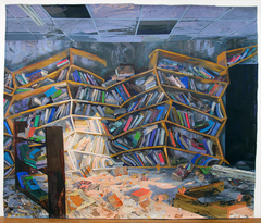 20141120192404-matt_bollinger__reading_room__2014__flashe__acrylic__and_collage_on_unstretched_canvas__115