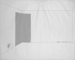 Diminished Corner, State I, Stephen Kaltenbach
