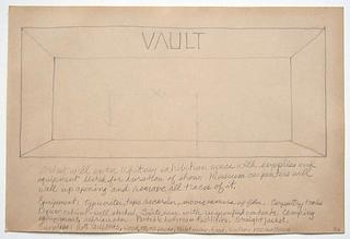 Vault , Stephen Kaltenbach