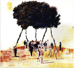 Thought, Collective (Somewhere, Israel), Curtis Mann