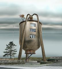 Oil Can Residence, David Trautrimas