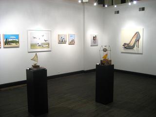 modern + contemporary, Jennipher Satterly, Mark Loebach, Cara Livorio, Melissa Kuntz, Daria Sandburg