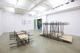 The Function of Form (Exhibition view), Luciana Lamothe