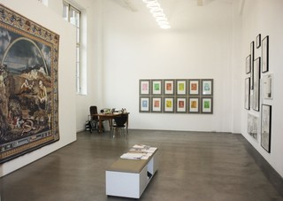 exhibition view, Margret Eicher, Reinhold Engberding
