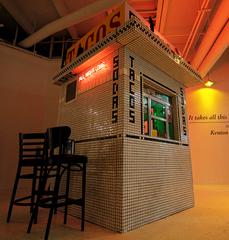 Las Lucky\'s (Taco Shop), Kenton Parker