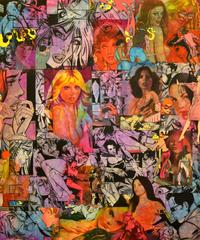 Desire In Neon, Raven Schlossberg