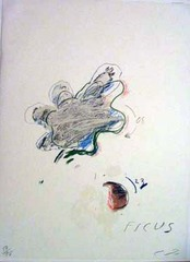 Natural History, Cy Twombly