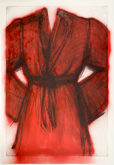43 Degrees Celsius,Jim Dine