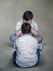 20150223064153-anca-danila-self-reflection-oil-on-canvas-70-cm-x-100-cm-2013