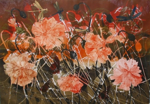 Dragon-flies-poppies