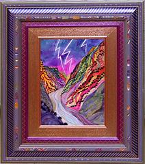 Canyon Thunder, Fran Larsen