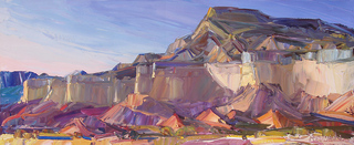 Ghost Ranch Cliffs, Louisa McElwain