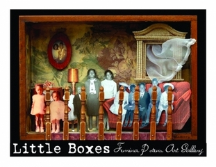 Little Boxes: Assemblage,