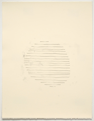 Untitled (carbon paper series, quick lasso), Derek Dunlop