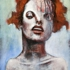 Tiger-lemon-eater-redhead_73x55_acryl__solvent__pencil_ink_2008