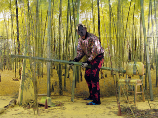 Being Bamboo, Brian Bress