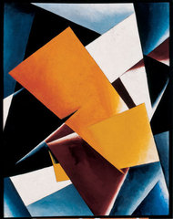 Painterly Architectonic , Liubov Popova
