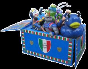 Blue Toybox, Philo Northrup