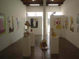 Great Expectorations installation view, Doug Harvey