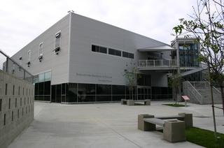 Ben Maltz Gallery, Exterior,