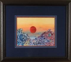 Collage-sunset