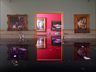 After the Deluge: Museum, David LaChapelle