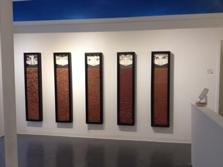 Carbon Nation series installed, Kevin Bourgeois