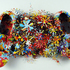 20150612144916-russell_west__wonderful_world__oil_on_shoes__24_x_50_x_7cm_