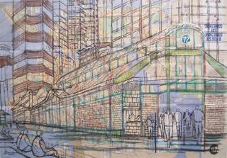 72nd Street by Enrico Miguel Thomas, Enrico Miguel Thomas